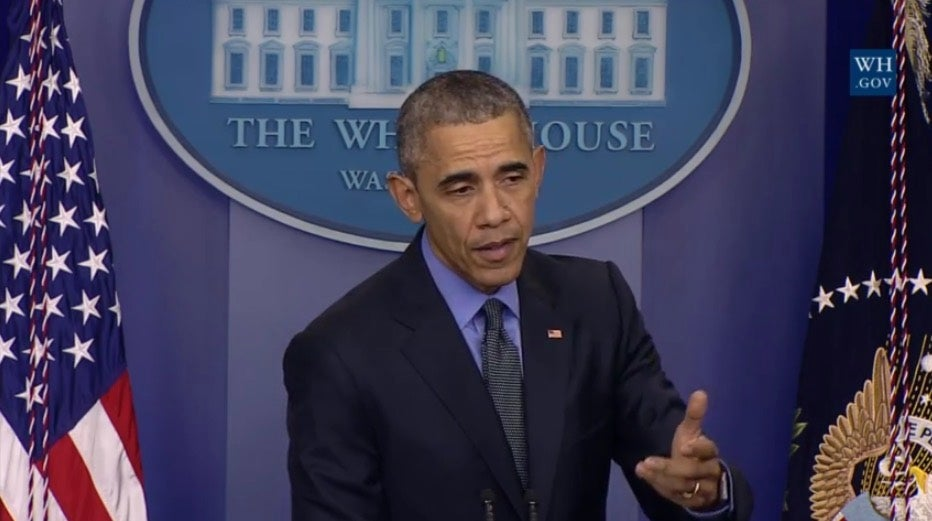 Obama on Foreign Visitors: Public Social Media Posts Are Constantly Being Monitored