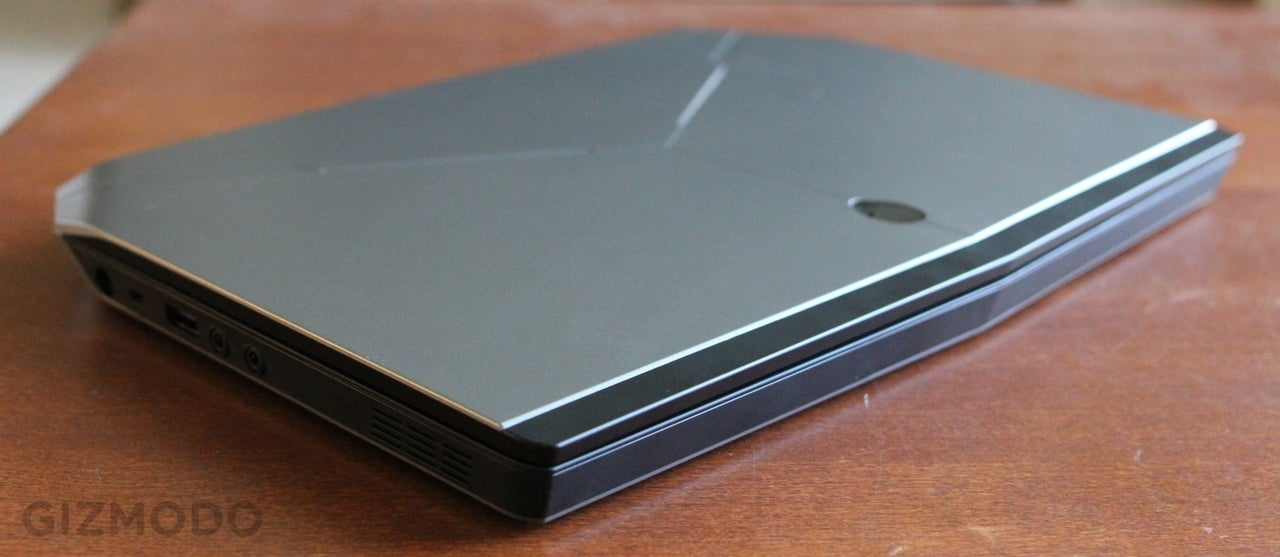 Alienware 13 Review: The First Futureproof Gaming Laptop