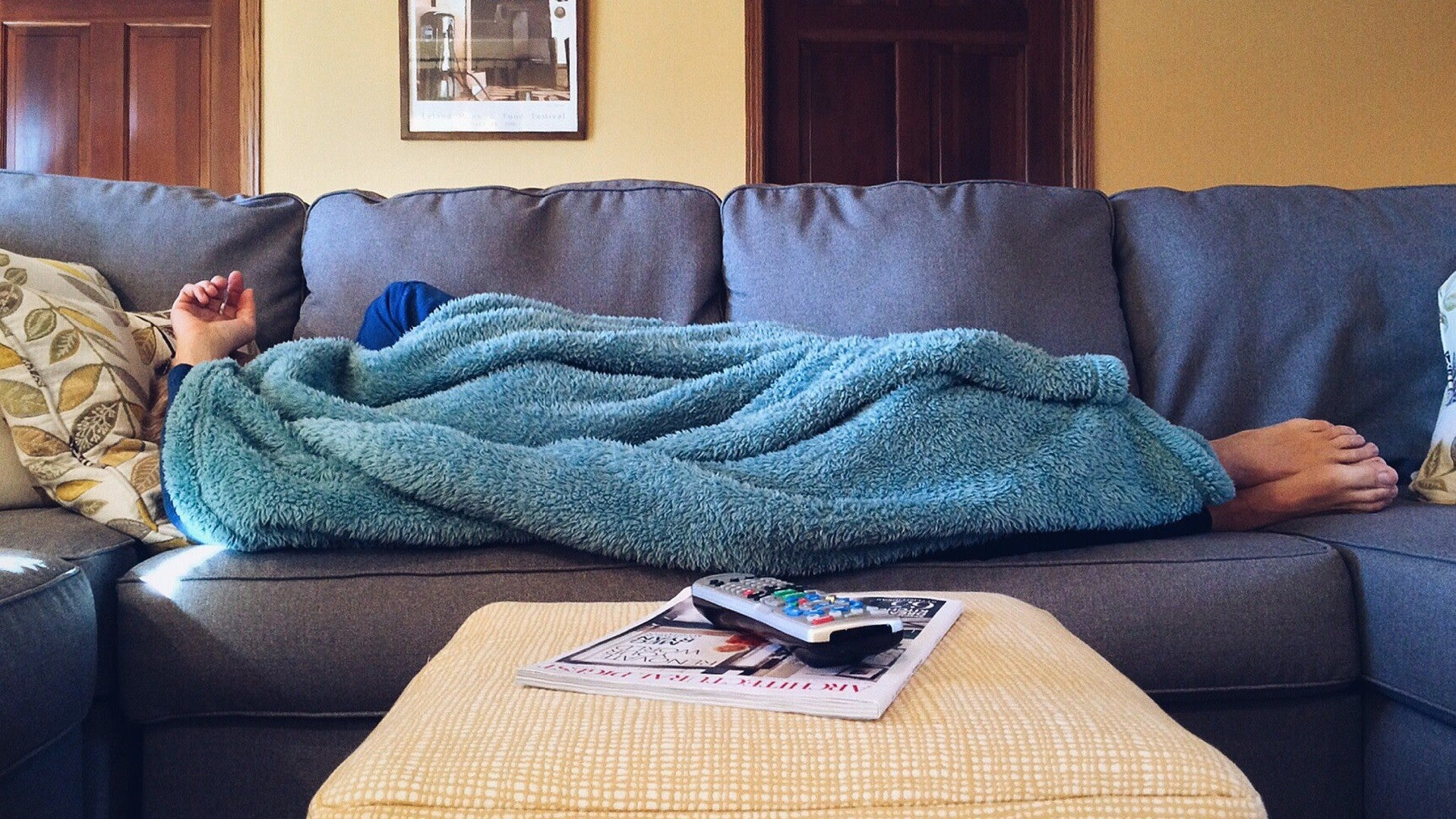 Why It's Not Good To Be The Person Who Can Fall Asleep Anywhere