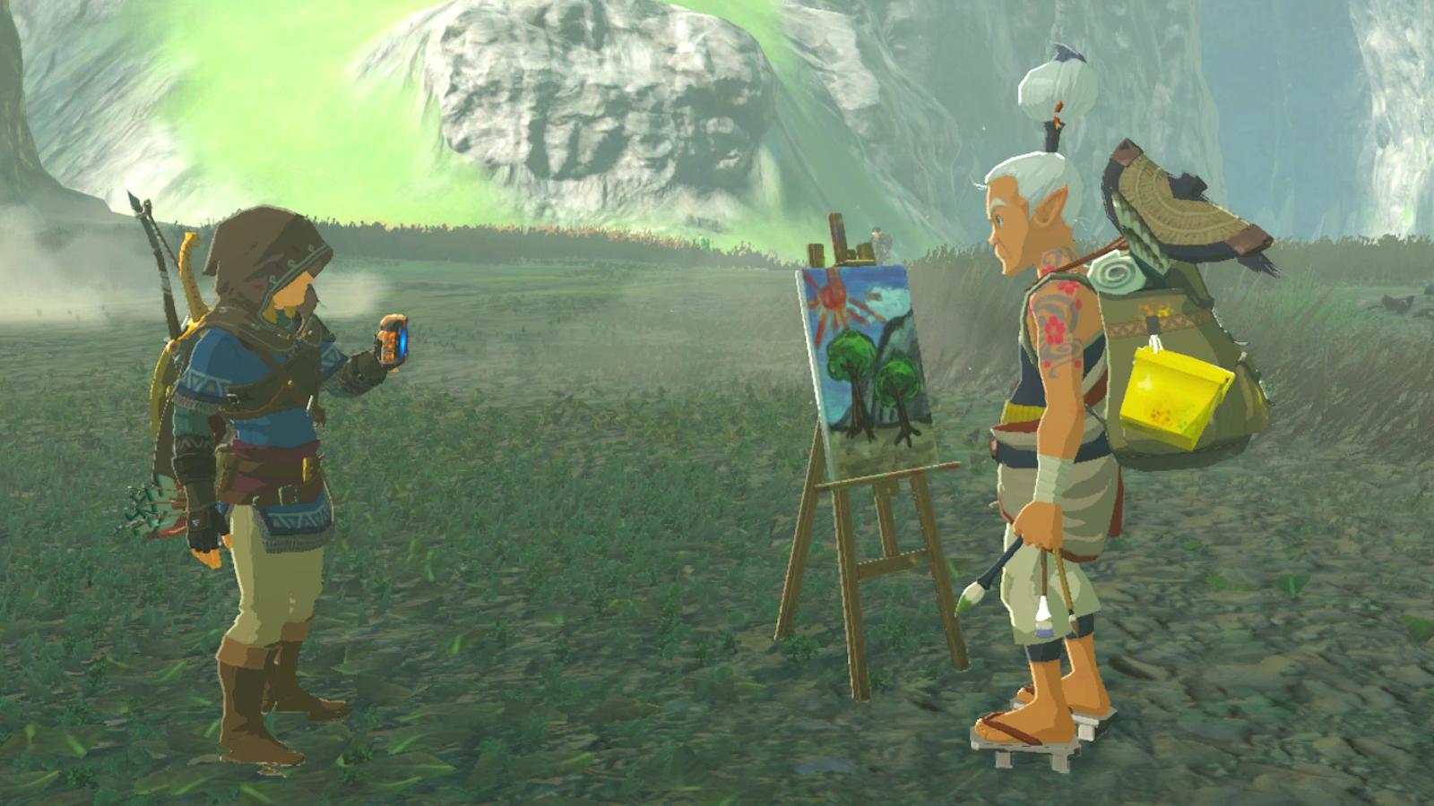 Zelda: Breath Of The Wild Is Full Of Amazing Little Details