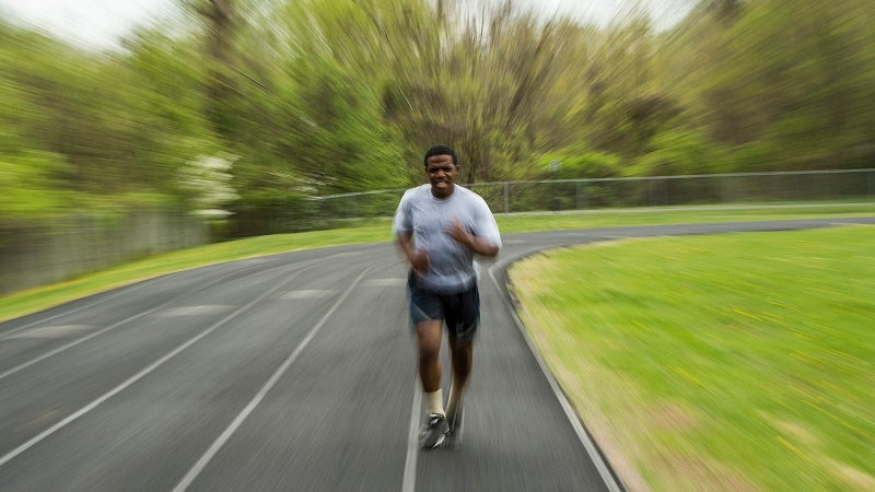 Running May Actually Buy You More Time