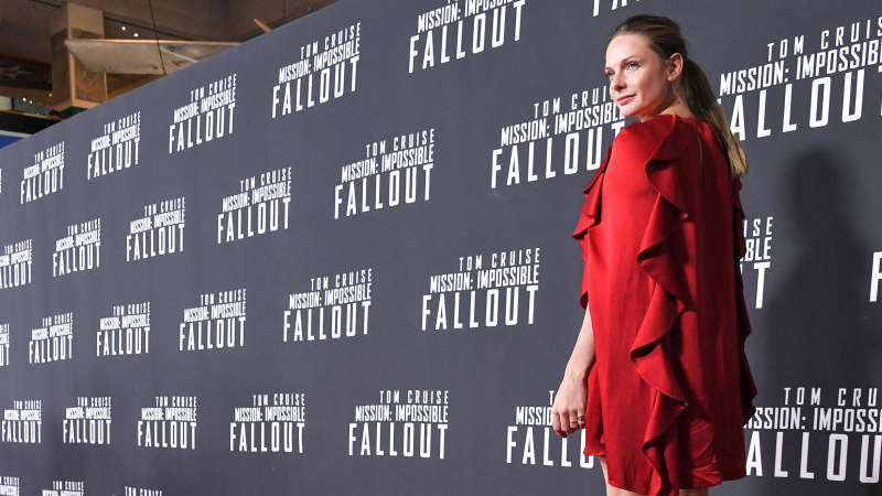 Mission: Impossible's Rebecca Ferguson Could Be JoiningMen In Blackand Doctor Sleep
