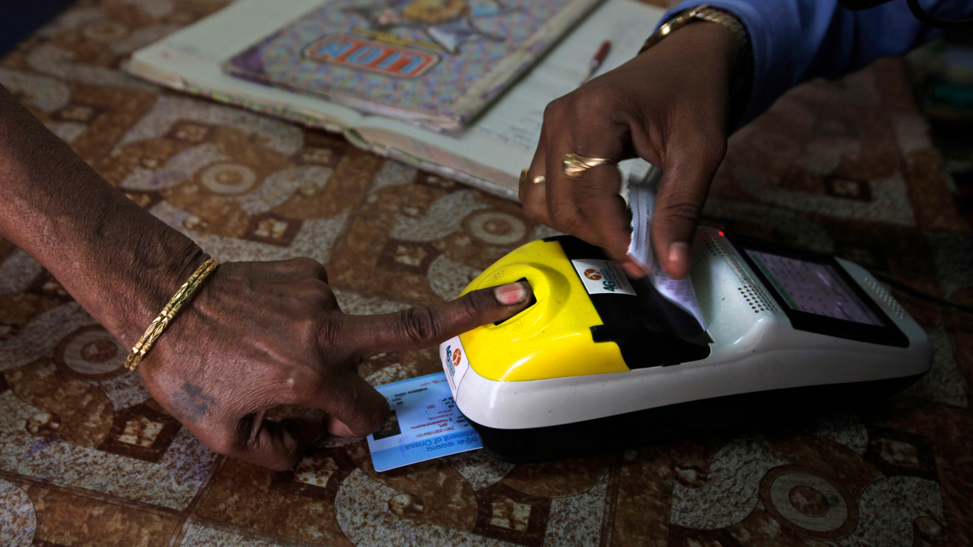Simple Hack Turns India's Massive Biometric Database Into A Profitable Counterfeit System
