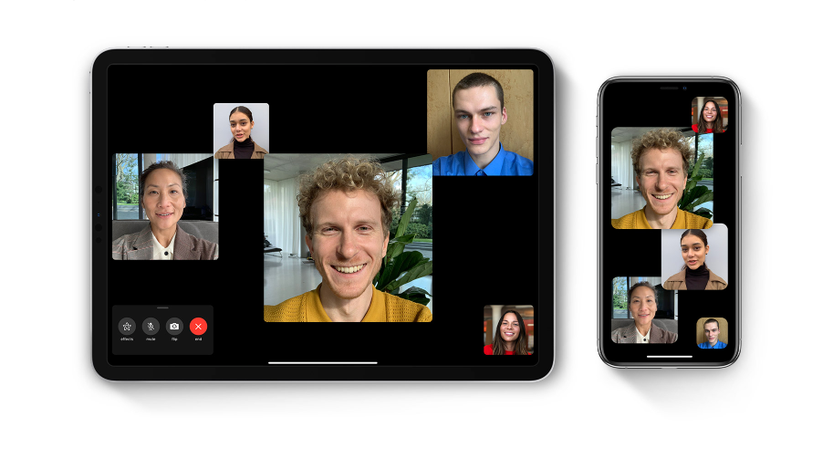 How To Stop Group FaceTime Windows From Resizing When People Speak