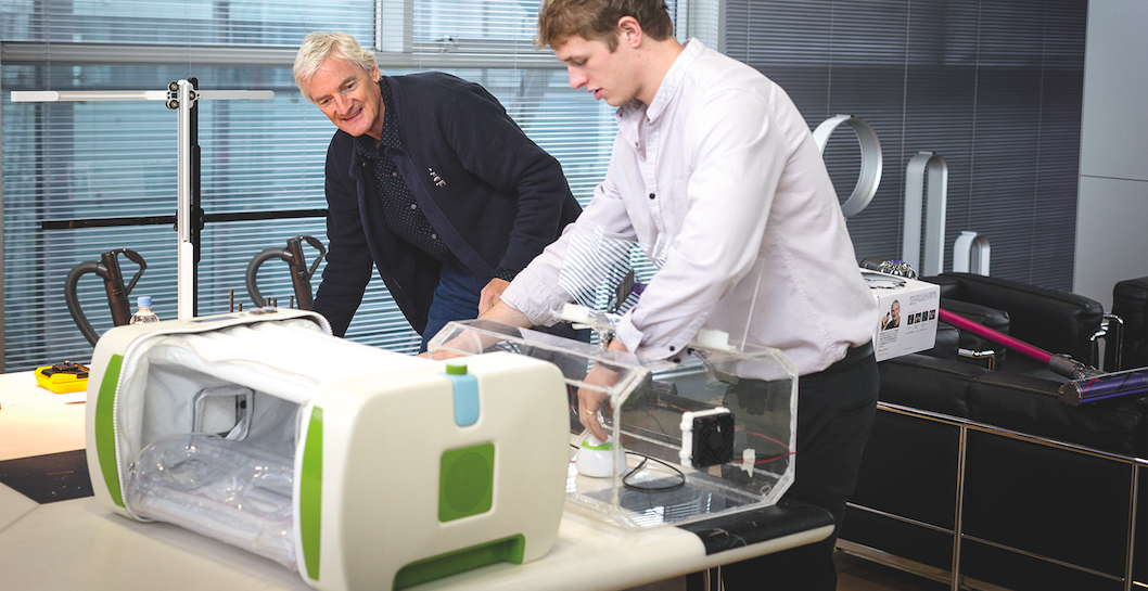 An Incubator Just Won the Dyson Award For Best Invention of the Year