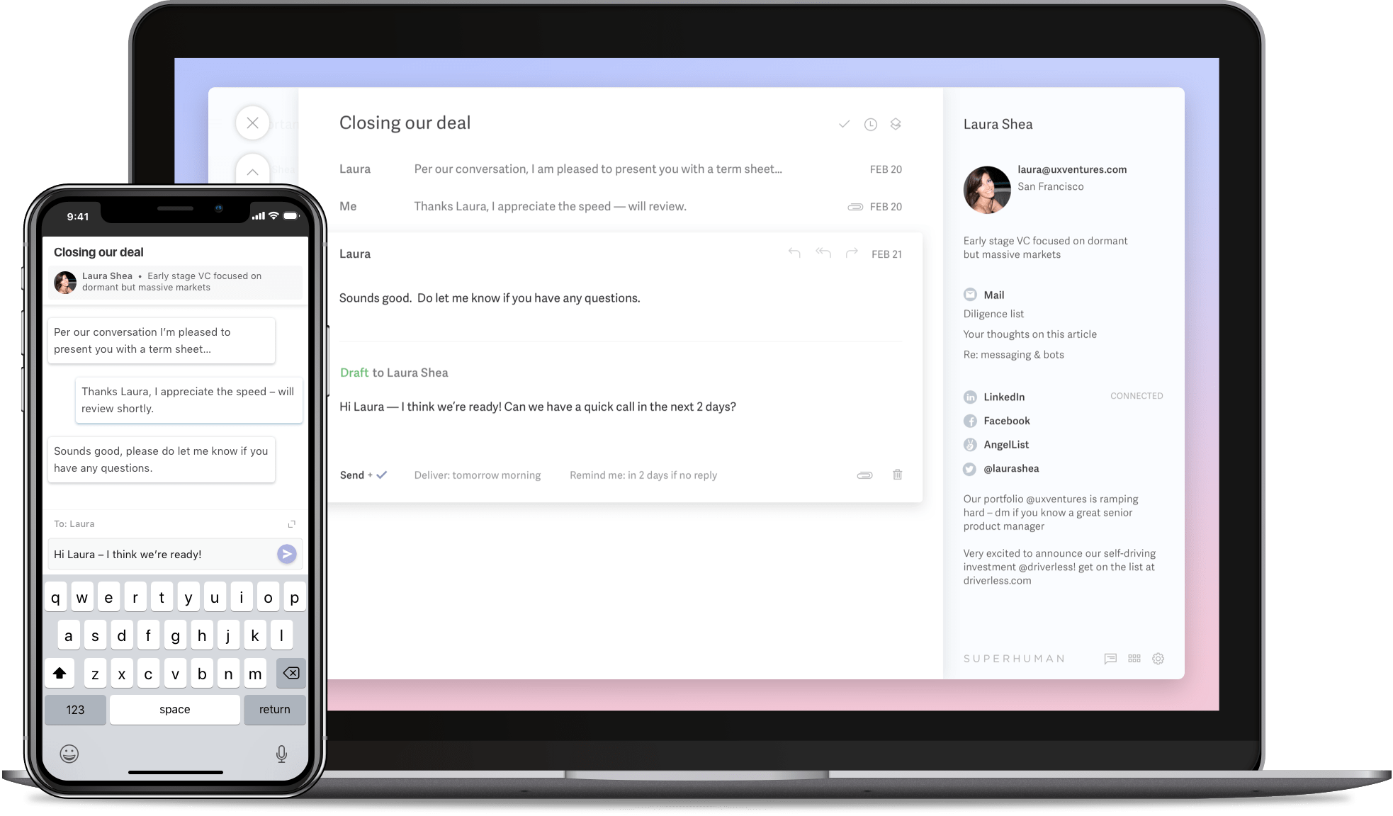 Silicon Valley's Hottest Email App Raises Ethical Questions About The Future Of Email