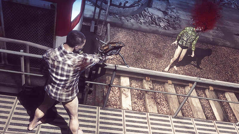 Let It Die's End Of Level Replays Are Great