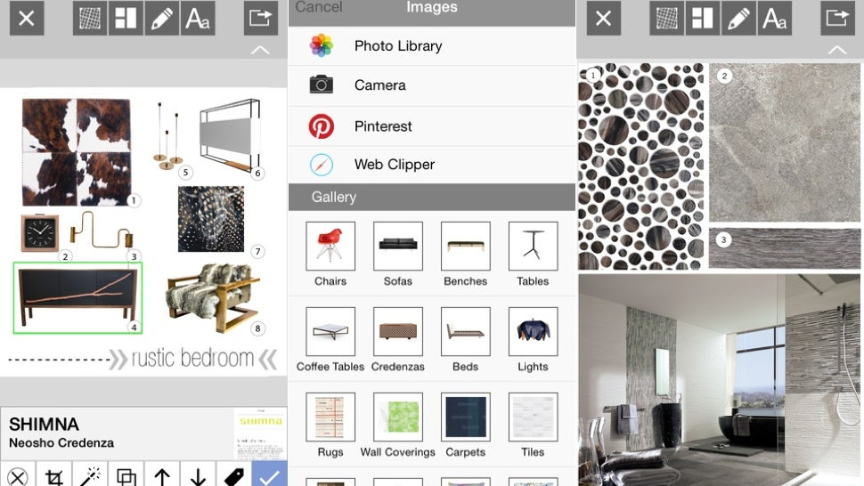 Morpholio Board Lets You Redecorate a Room Right From Your iPad