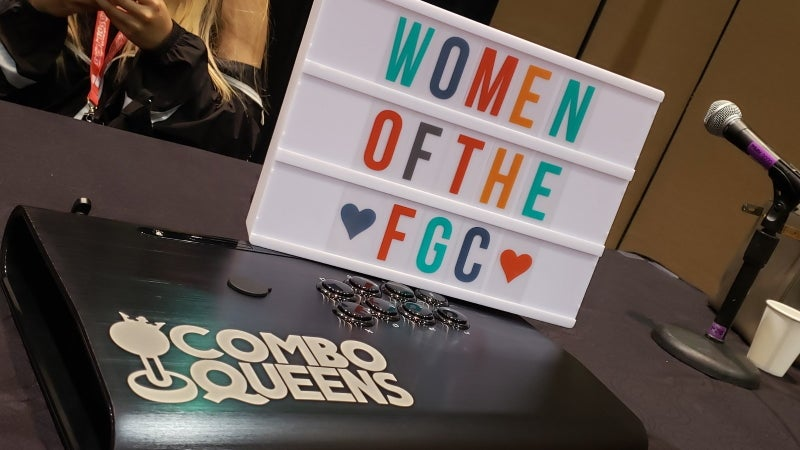 The Women Of The Fighting Game Community Have One Clear Request: 'Listen'