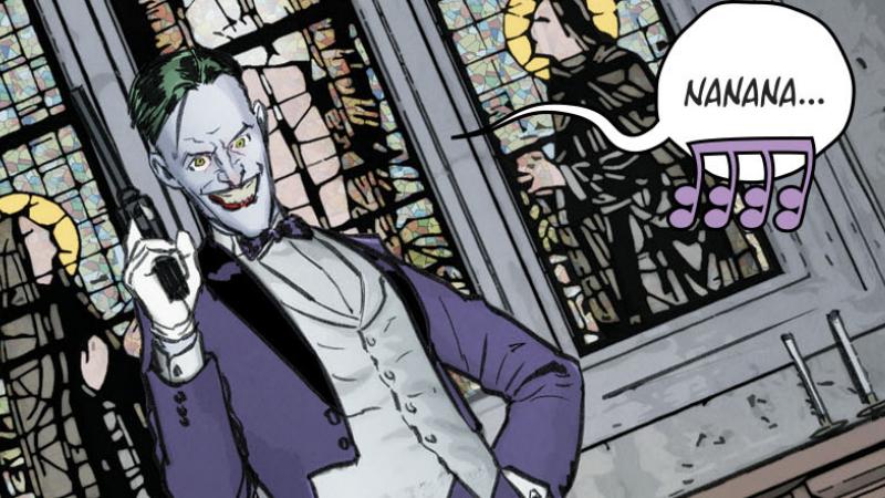 Joaquin Phoenix's Joker Origin Movie Has A Predictable Title And A Surprising Release Date