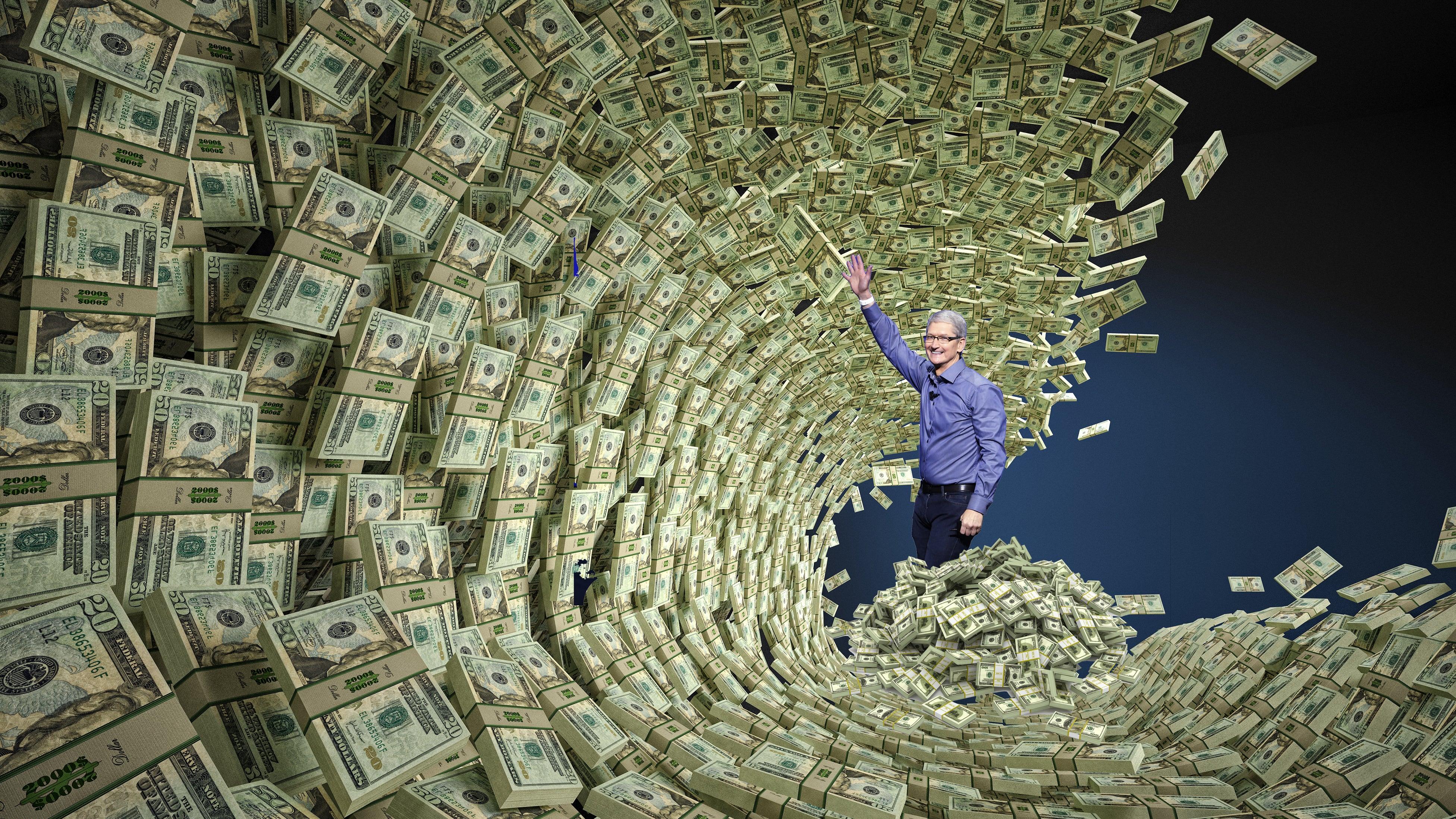 Reminder: Apple Is Still Obscenely Rich
