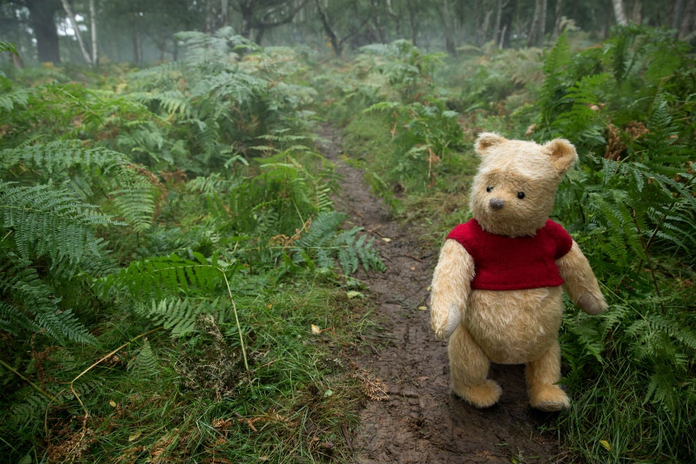 Christopher Robin Is Incredibly Dreary For What Should Be A Happy Trip Down Memory Lane