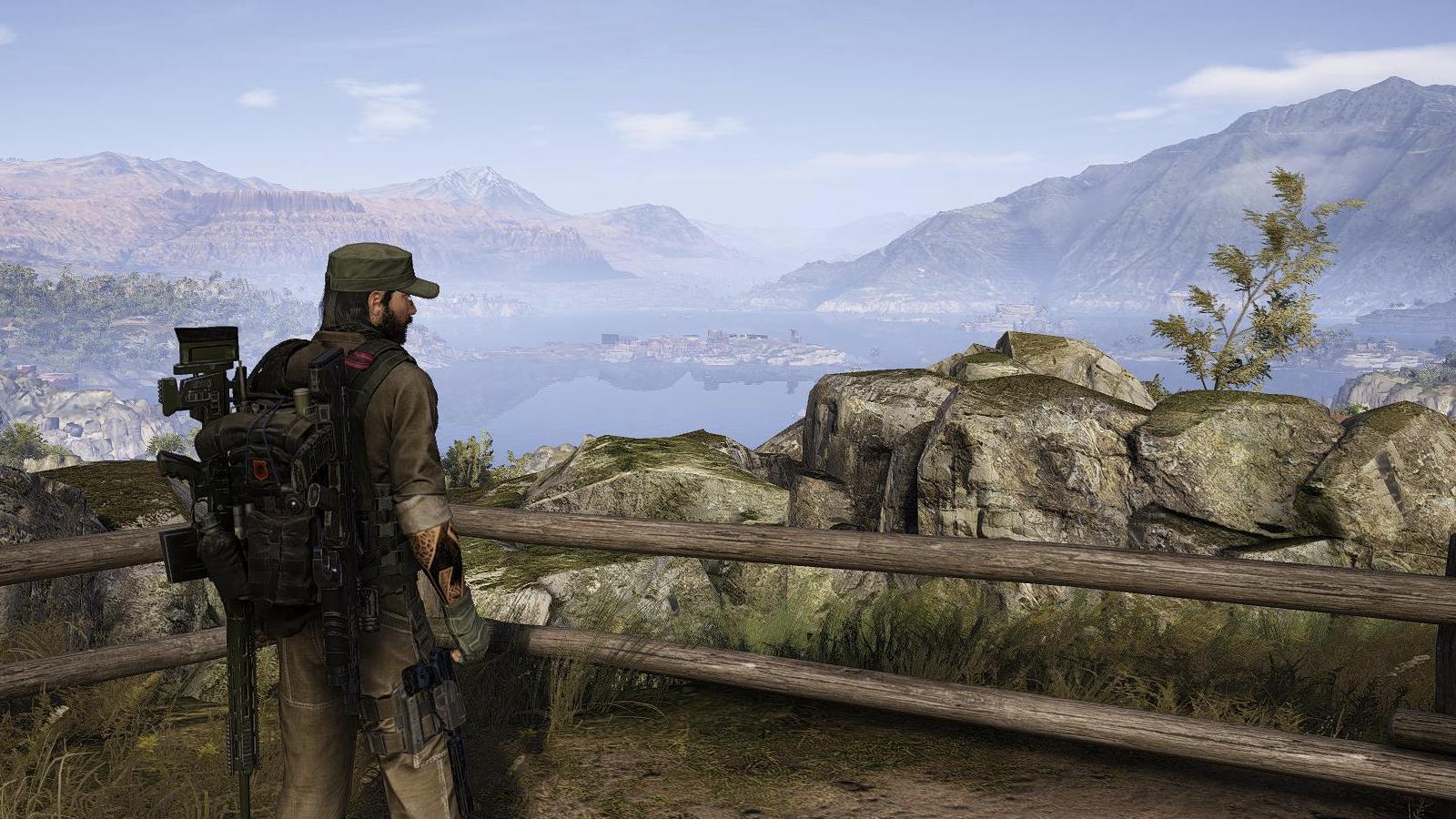My Journey To Find Sam Fisher In Ghost Recon: Wildlands