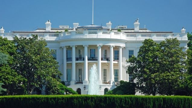 Report: The White House Got Hacked by Russians