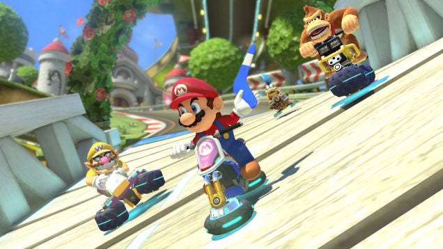 Mario Kart Has A New Controversial Technique Called 'Fire Hopping'