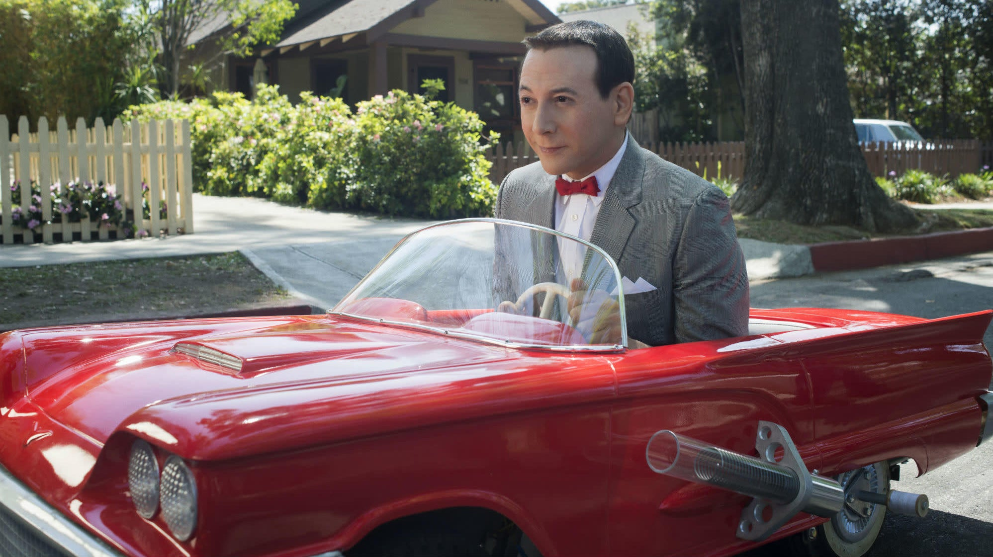 Paul Reubens Is Trying To Make A Pee-wee Movie About The Dark Side Of Fame