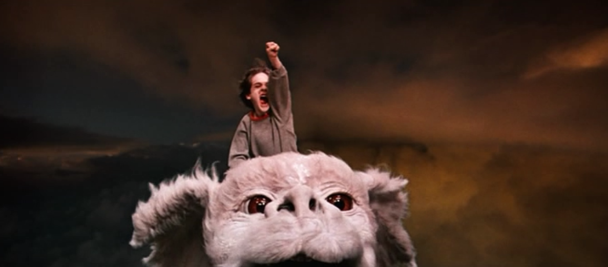 How The Neverending Story Taught Us to Love 80s Synth-Pop