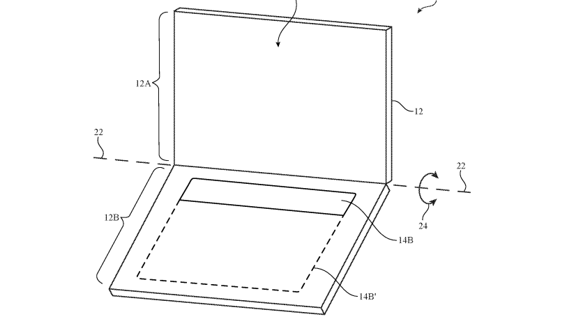 New Patent Hints That Apple Could Get Rid Of Physical Keyboards Entirely