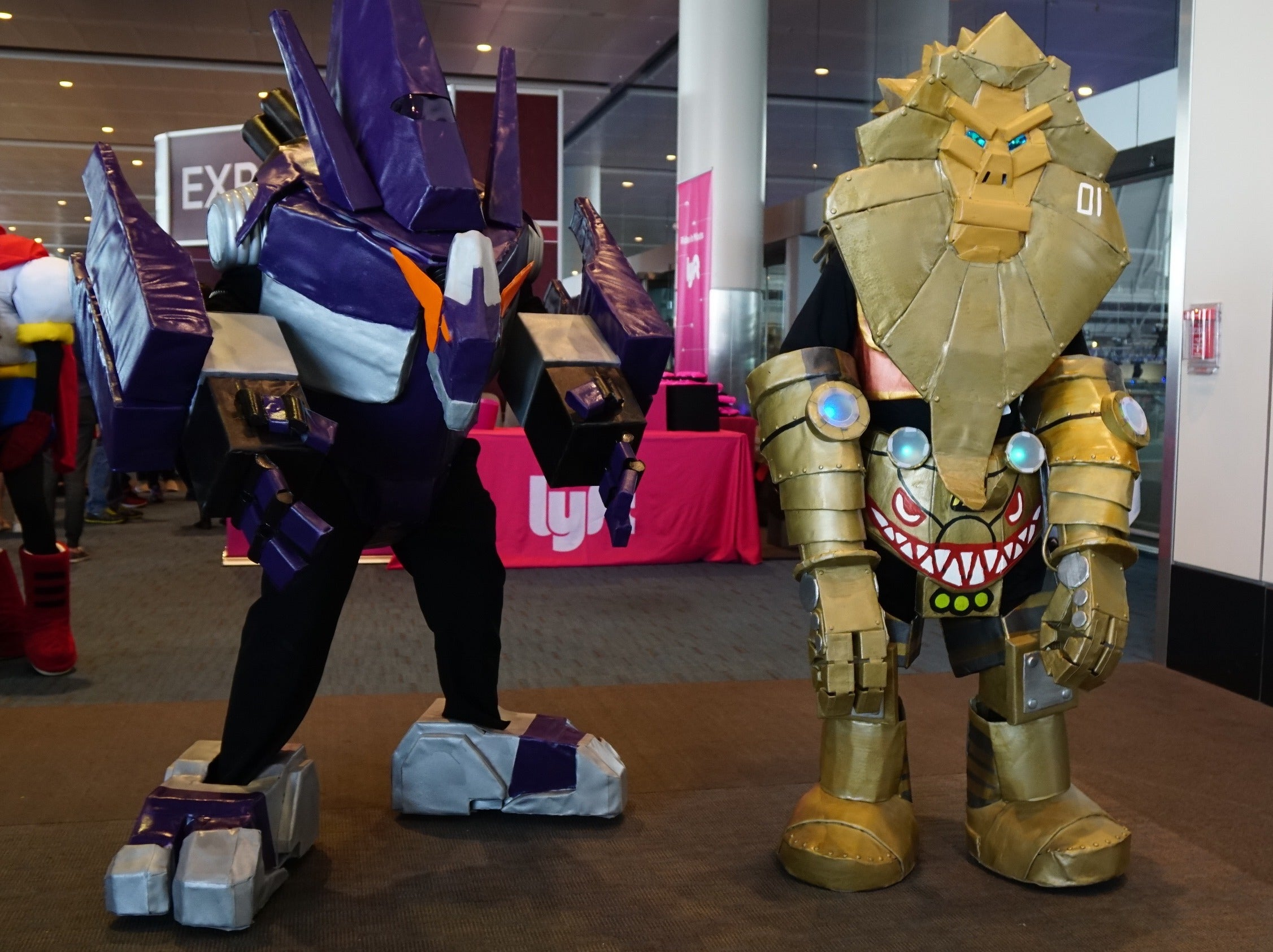 That's A Lot Of League of Legends Cosplay