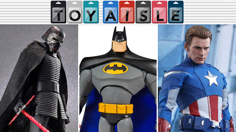This Week's Best Toys Include America's Arse And So Many Batmans (So Many)