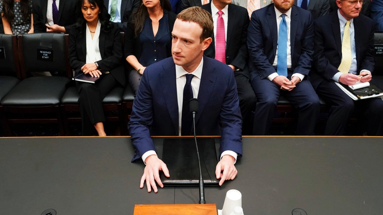 Mark Zuckerberg Says His Data Was Sold To Third Parties, Too