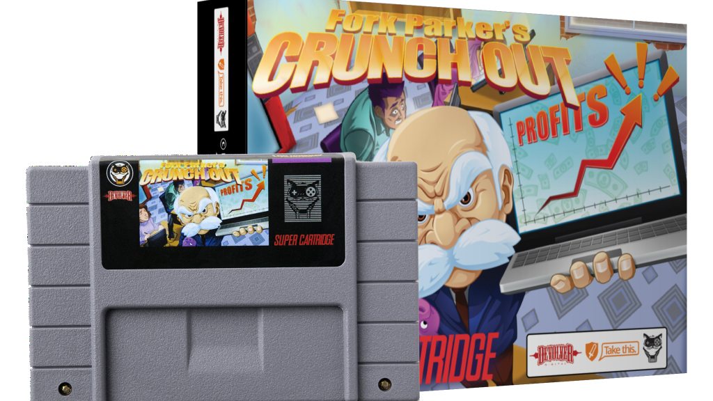 New Super NES Game Is All About The Dangers Of Crunch
