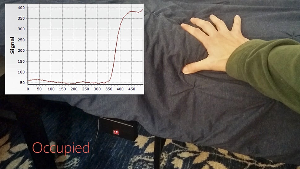 Mattress Sensor Only Silences Your Alarm Clock When You Get Out of Bed