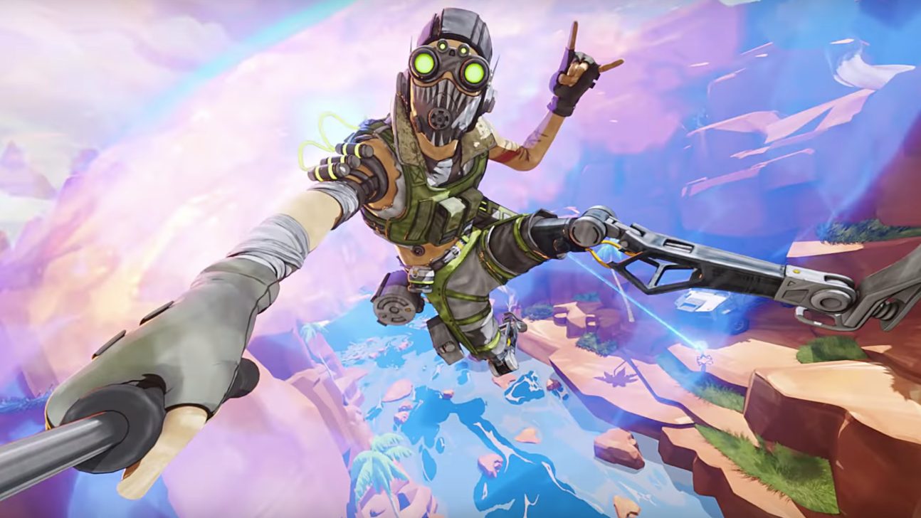 Apex Legends' Worst Gun Is Good Now