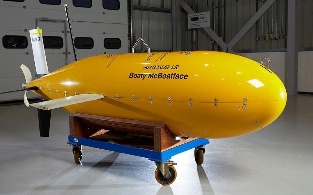Boaty McBoatface Gets Set For Its First Antarctic Expedition