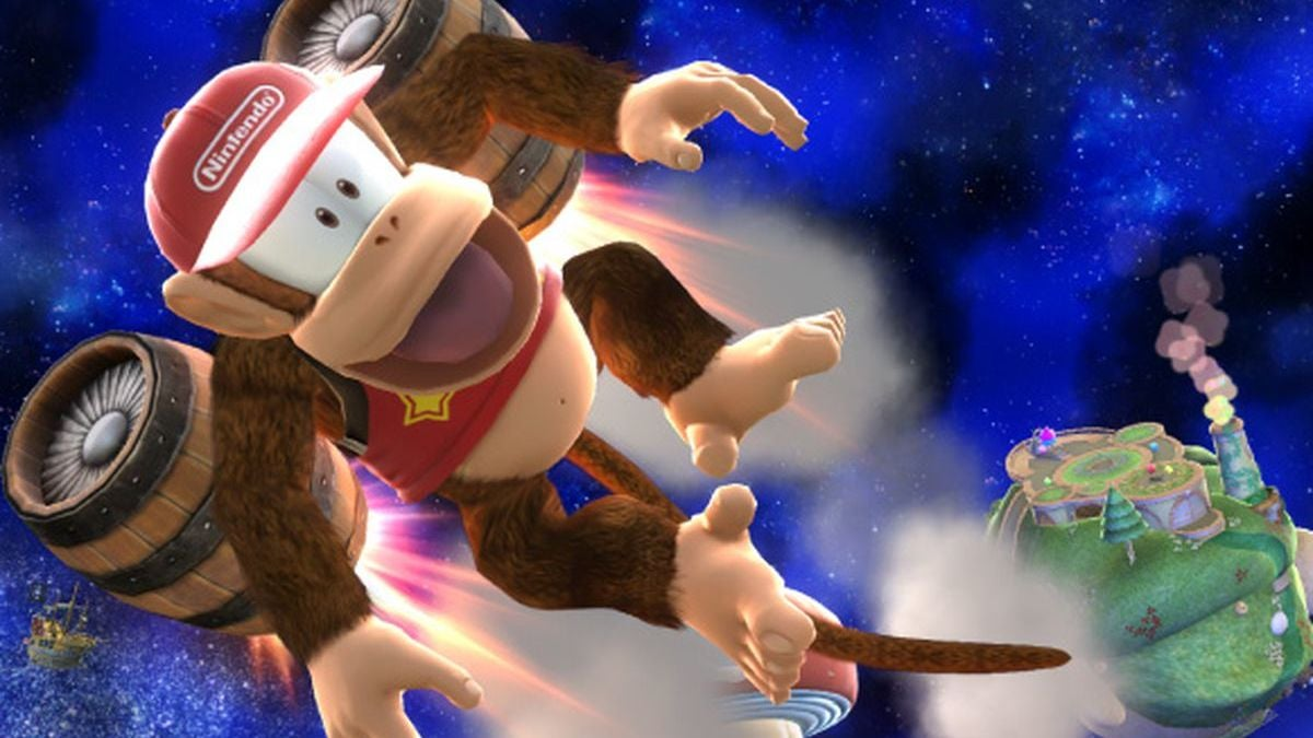 Smash 4's Top Player Is Taking A Break From Competition