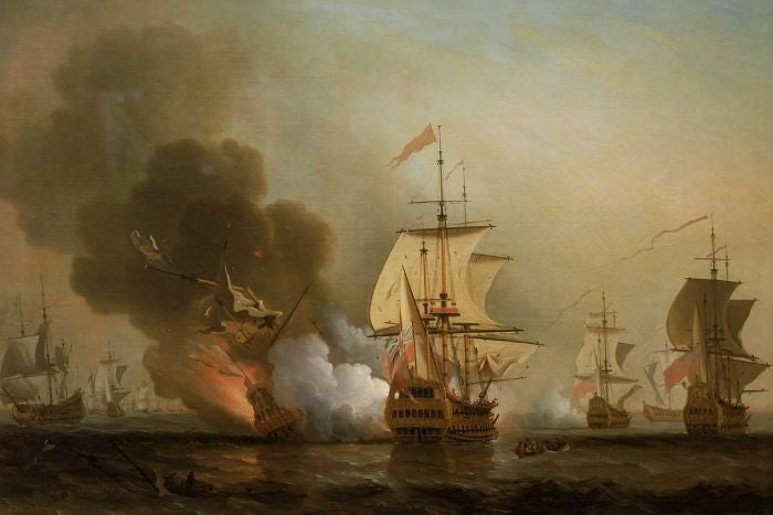 A Sunken Spanish Galleon Worth Billions Has Been Discovered Off the Coast of Colombia