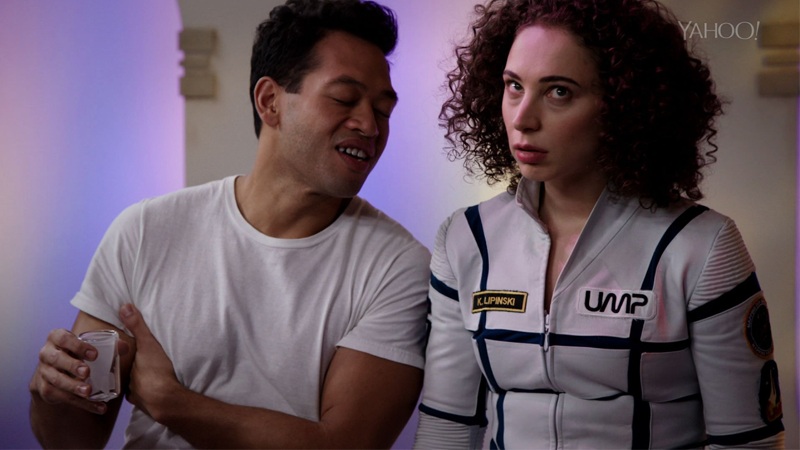 It's Finally Easy To Watch Other Space, The Best Sci-Fi Comedy You've Never Seen