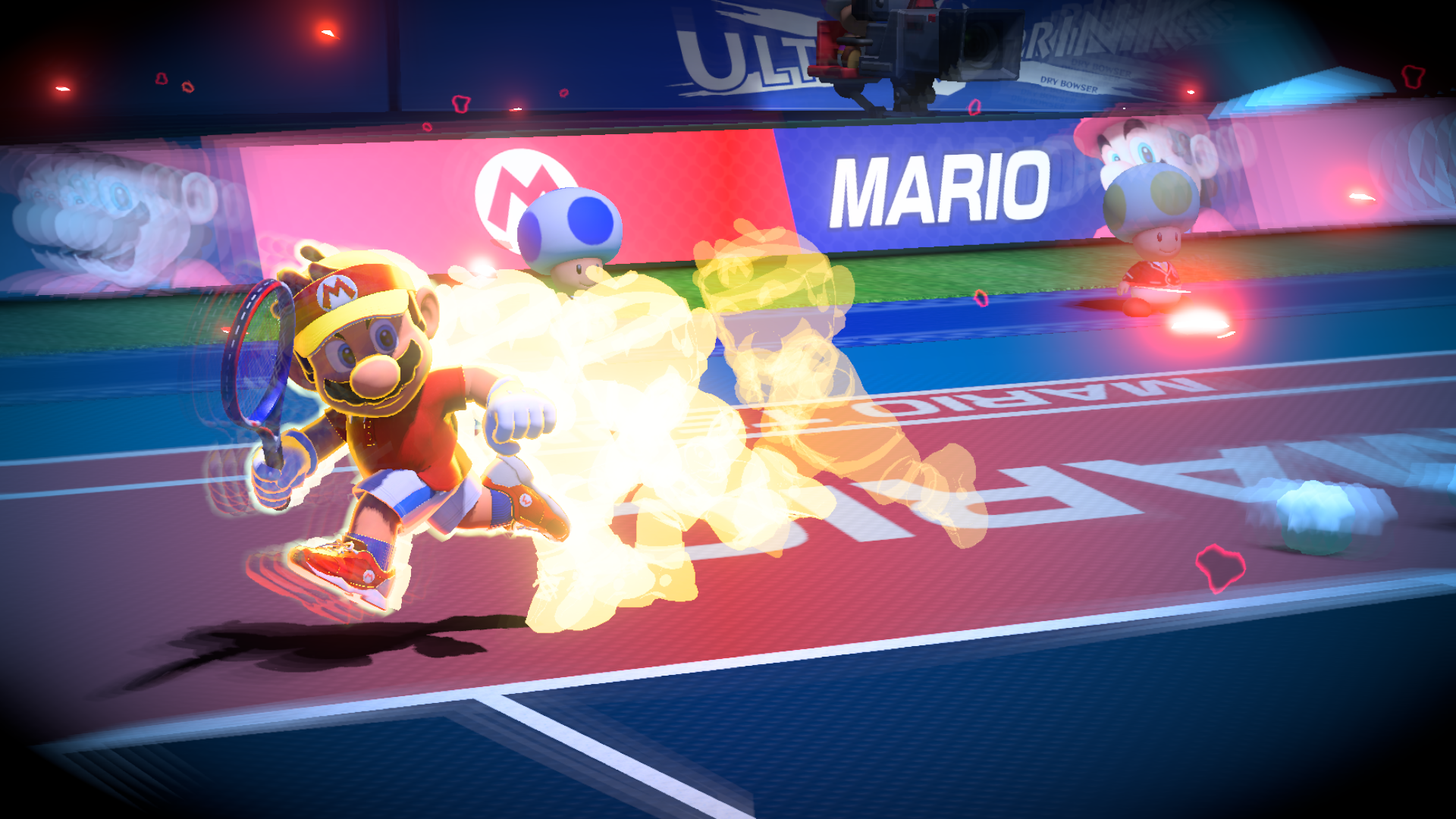 Mario Tennis Aces' Adventure Mode Is A Great Teacher