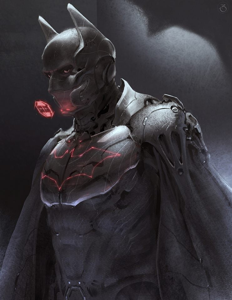 Batman: Redesigned Is Not Your Pappy's Batman