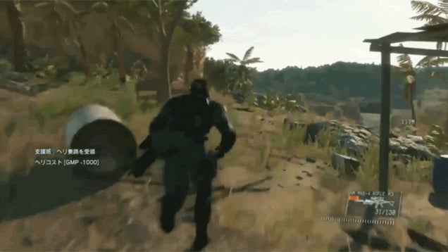 20 Minutes of New Metal Gear Solid V Gameplay Shows Jungle Environment