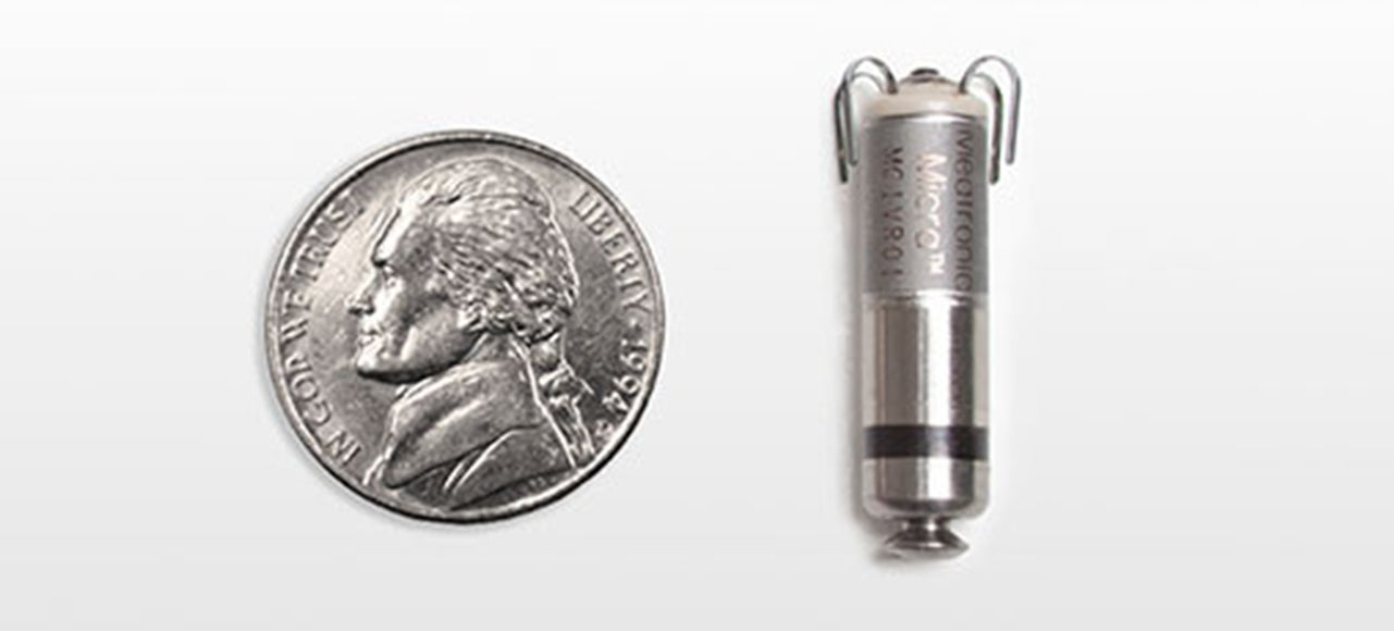 This Tiny Metal Pill Is The Smallest Pacemaker Ever Implanted