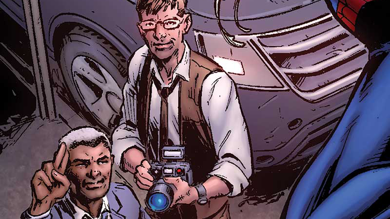 The Daily Bugle Is On The Hunt For A Major Scoop In Its Very Own Comic Book