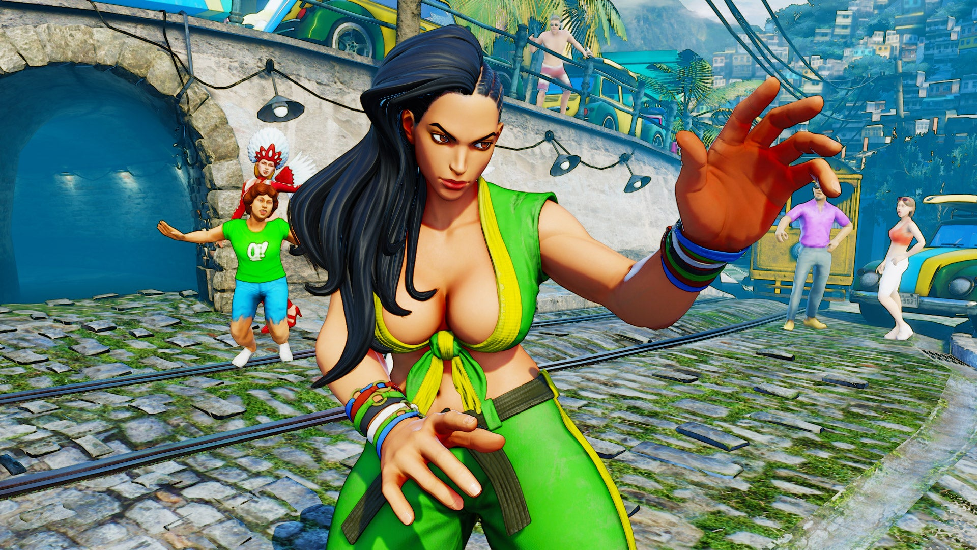 Street Fighter V, Turned Into Nightmare Fuel