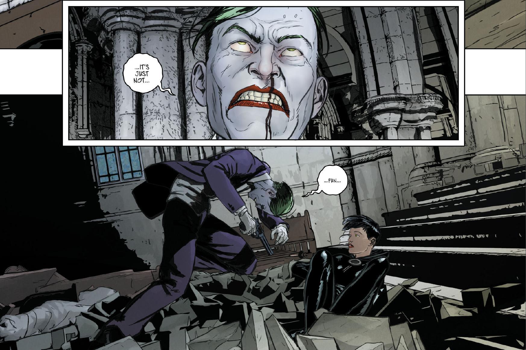 Batman Wedding Gift: The Joker May Have Given Batman The Greatest Wedding Gift