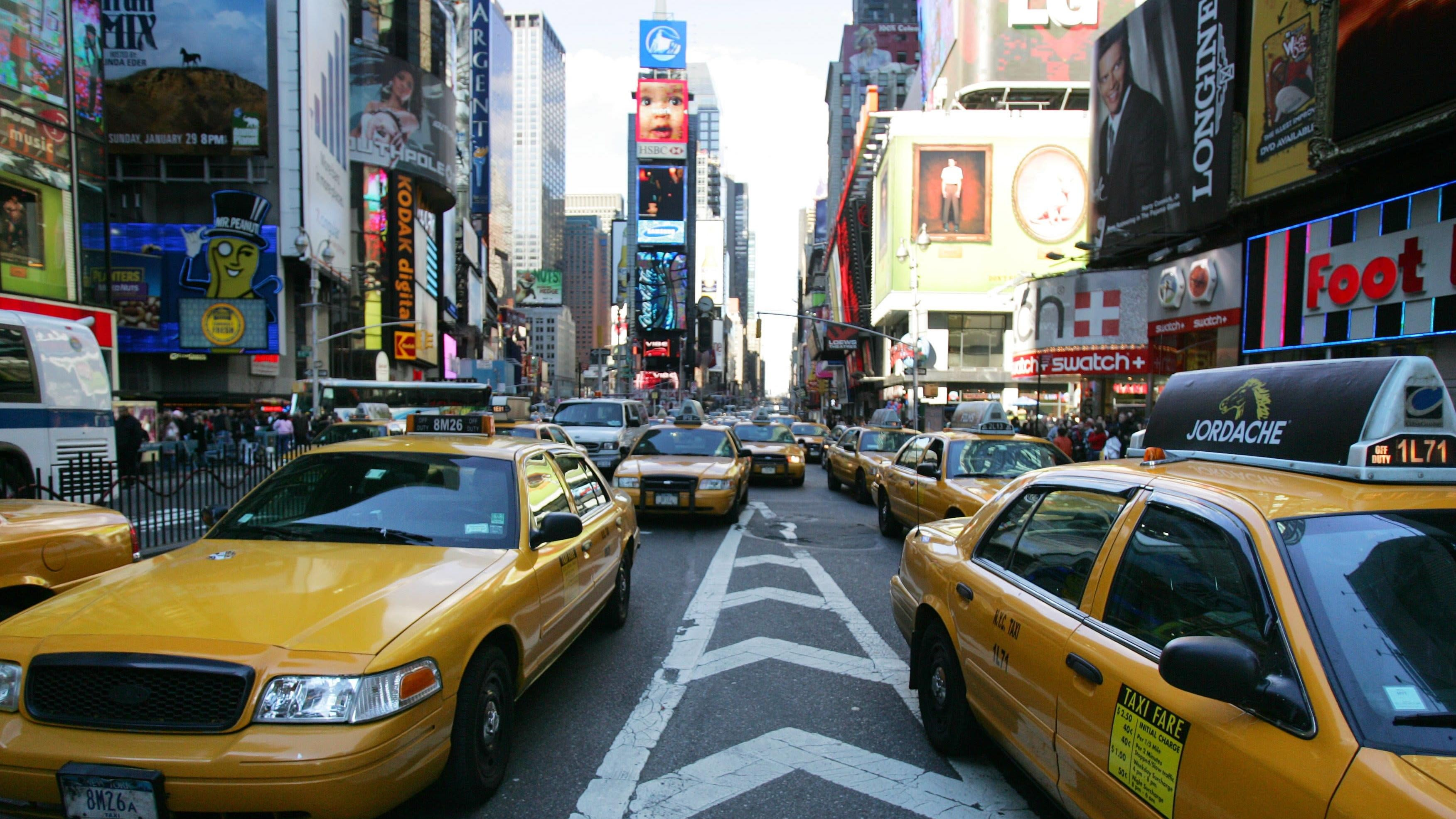Coronavirus Could Ruin New York City's Big Plan To Reduce Traffic And Fix The Subway