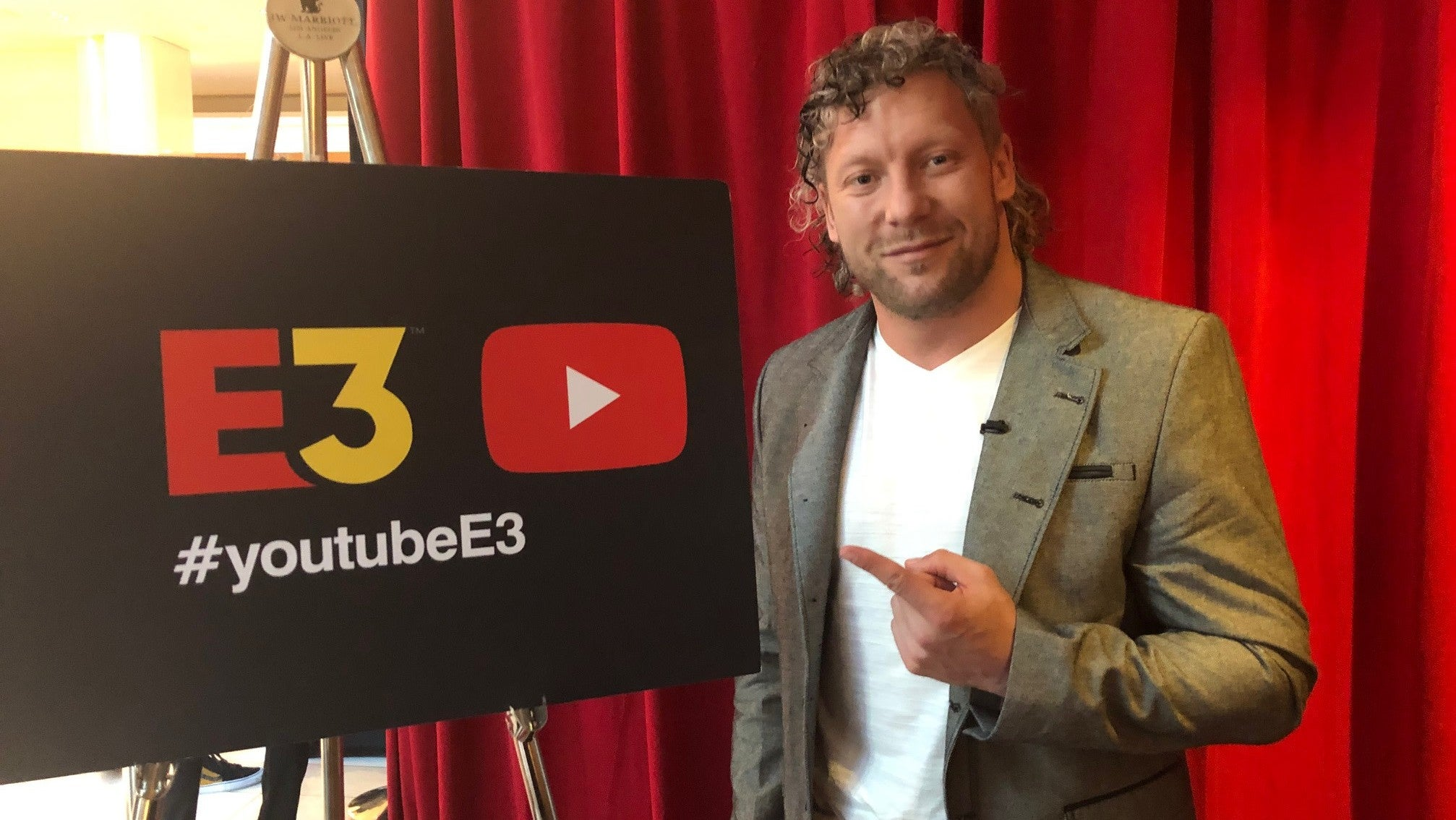 Elite Wrestler Kenny Omega Loves Mother 3 And Talks Business Over Apex Legends