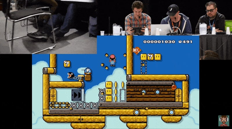 How A Mario Maker Rivalry Got Me Punched In The Balls