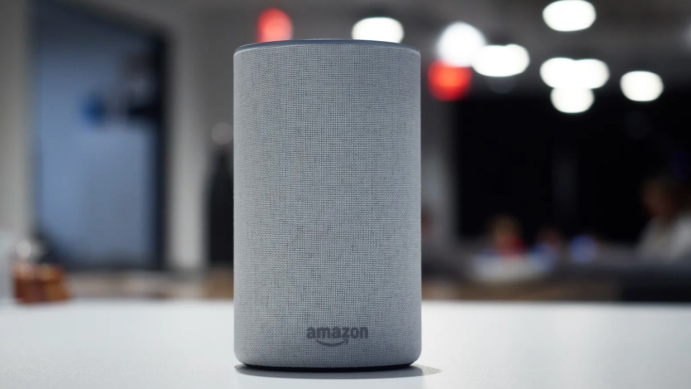 Amazon Patent Reveals Its Vision For An Alexa Device That Records Every Word You Speak