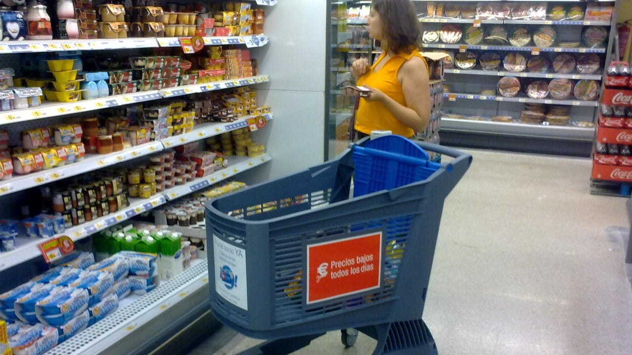 Avoid Grocery Shopping Right After Work to Save Money