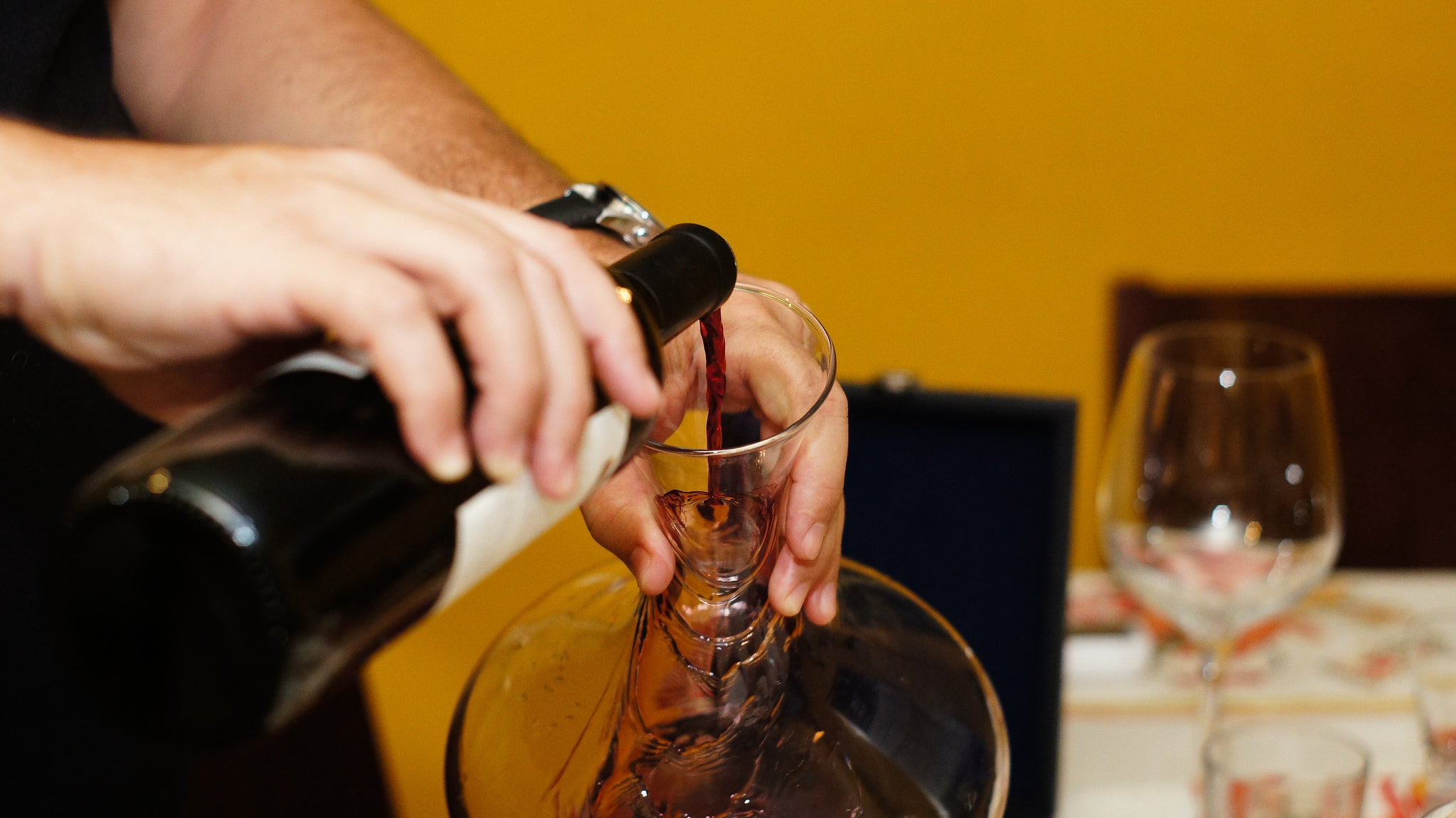 Do You Really Need To Decant Your Wine?