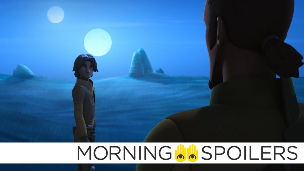 The End of Star Wars Rebels Could Be Coming Sooner Than Anyone Expected