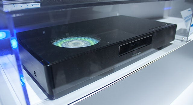 Panasonic's 4K Blu-Ray Player Could Make Discs Matter Again