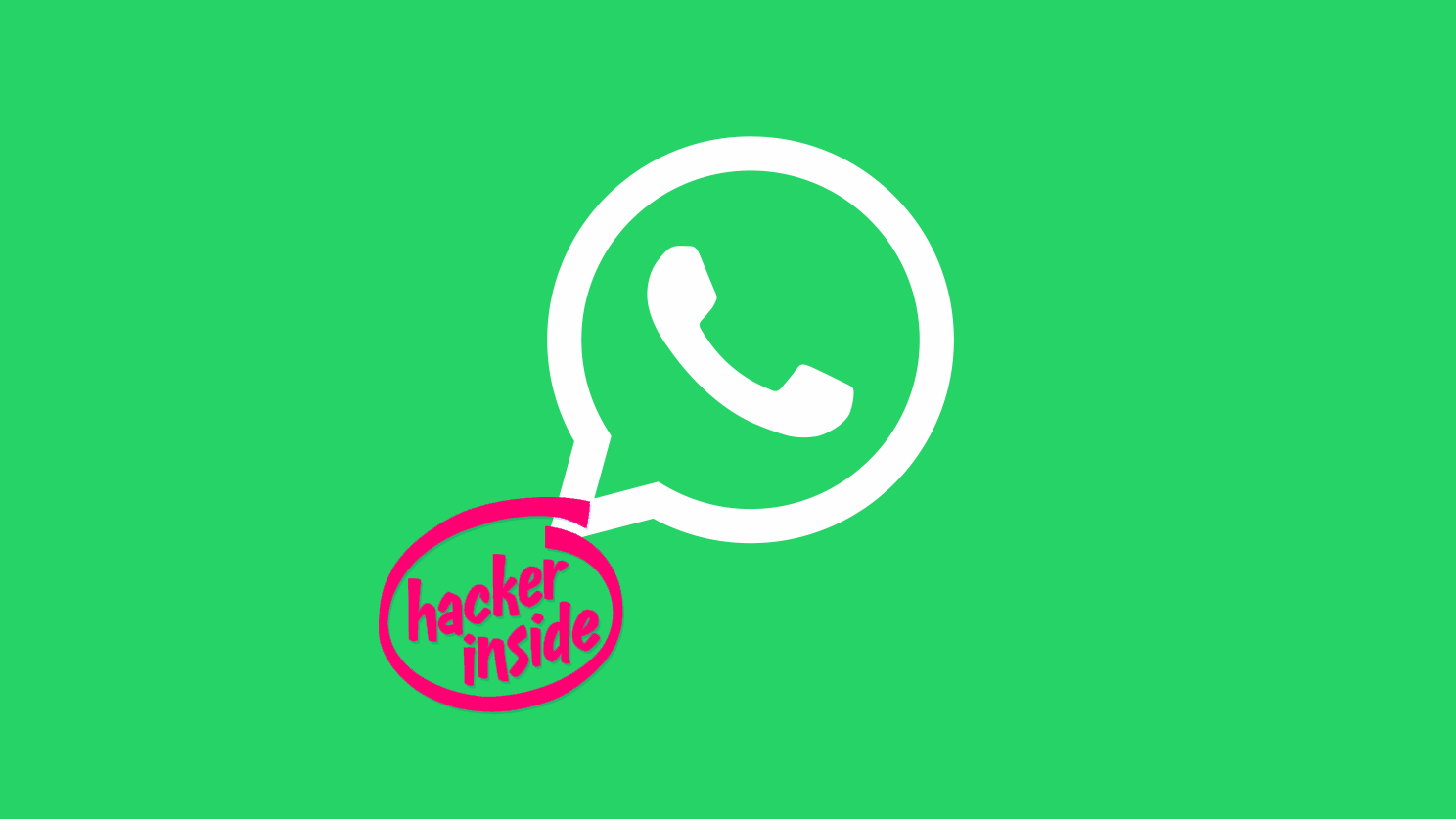 Some Hackers Figured Out How To Take Control Of Any WhatsApp Account