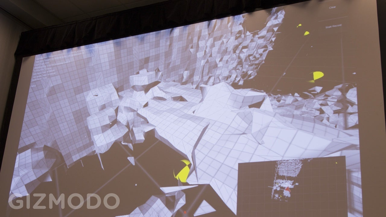 Games Could Help Google's 3D-Sensing Tango Tablet Become a Reality