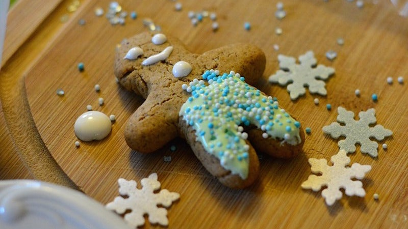Try This Two Step Process For Icing Cookies To Perfection